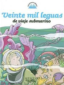 Picture of a book: Veinte mil leguas de viaje submarino