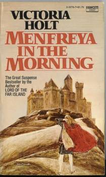 Picture of a book: Menfreya in the Morning
