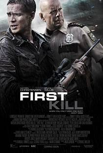 Picture of a movie: First Kill