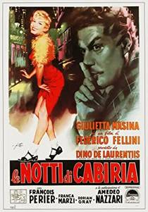 Picture of a movie: Nights Of Cabiria