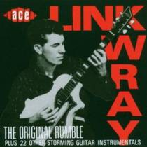 Picture of a band or musician: Link Wray