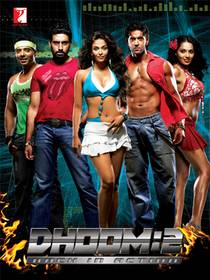 Picture of a movie: Dhoom 2