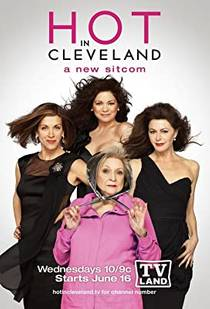 Picture of a TV show: Hot In Cleveland