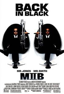 Picture of a movie: Men In Black II