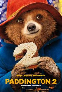 Picture of a movie: Paddington 2