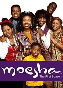 Picture of a TV show: Moesha
