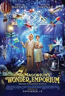 Picture of a movie: Mr. Magorium's Wonder Emporium