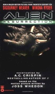 Picture of a movie: Alien Resurrection