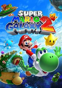 Picture of a game: Super Mario Galaxy 2