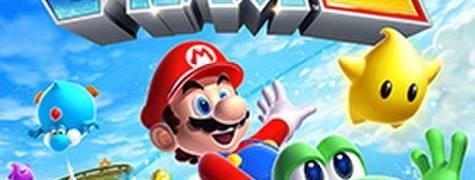 Image of Super Mario Galaxy 2