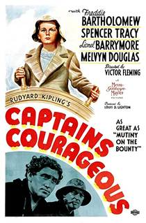Picture of a movie: Captains Courageous