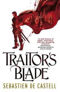Picture of a book: Traitor's Blade