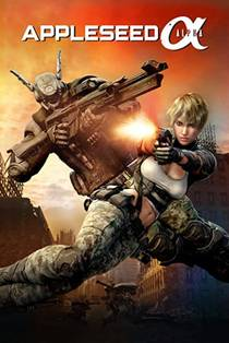 Picture of a movie: Appleseed Alpha
