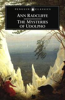 Picture of a book: The Mysteries Of Udolpho