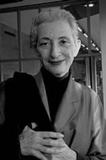 Picture of an author: Hélène Cixous