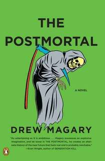 Picture of a book: The Postmortal