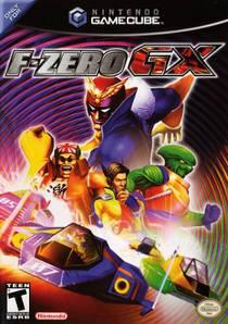 Picture of a game: F-Zero Gx
