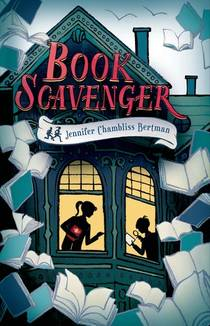 Picture of a book: Book Scavenger