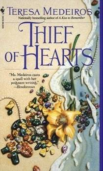 Picture of a book: Thief Of Hearts