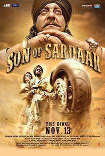 Picture of a movie: Son Of Sardaar