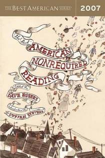 Picture of a book: The Best American Nonrequired Reading 2007