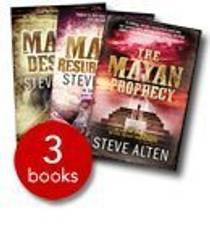 Picture of a book: Mayan Conspiracy Collection- 3 Books