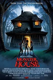 Picture of a movie: Monster House
