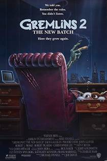 Picture of a movie: Gremlins 2: The New Batch