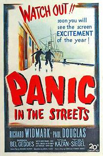Picture of a movie: Panic In The Streets
