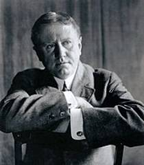 Picture of an author: O. Henry
