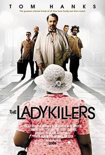 Picture of a movie: The Ladykillers
