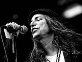 Picture of an author: Patti Smith
