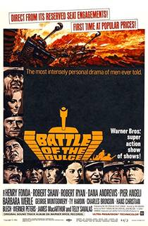 Picture of a movie: Battle Of The Bulge