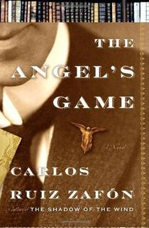 Picture of a book: The Angel's Game