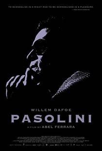 Picture of a movie: Pasolini