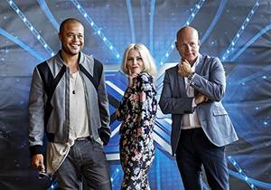 Picture of a TV show: X Factor