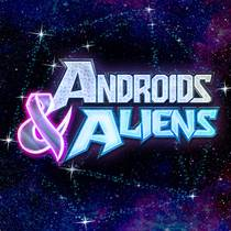 Picture of a podcast: Androids & Aliens