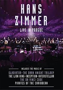 Picture of a TV show: Hans Zimmer: Live In Prague
