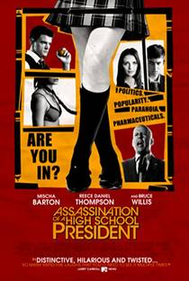 Picture of a movie: Assassination Of A High School President