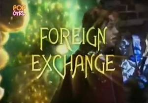 Picture of a TV show: Foreign Exchange