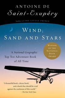Picture of a book: Wind, Sand And Stars