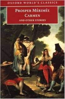 Picture of a book: Carmen and Other Stories