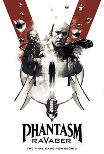 Picture of a movie: Phantasm: Ravager