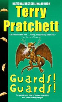 Picture of a book: Guards! Guards!