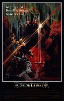 Picture of a movie: Excalibur
