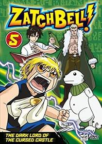 Picture of a TV show: Zatch Bell!