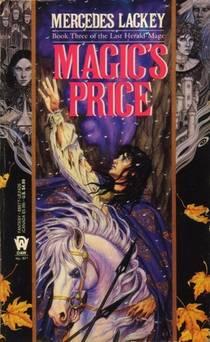 Picture of a book: Magic's Price
