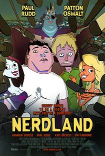 Picture of a movie: Nerdland