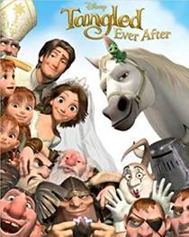 Picture of a movie: Tangled Ever After