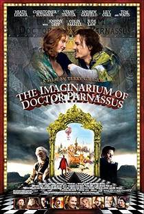 Picture of a movie: The Imaginarium Of Doctor Parnassus